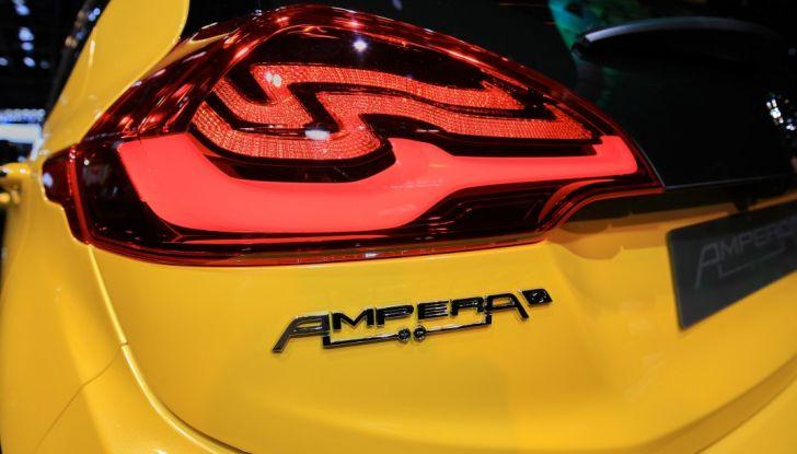 Nuova Opel Ampera-e: la ricarica rapida garantisce un'autonomia di 150 chilometri - Foto 27 di 27