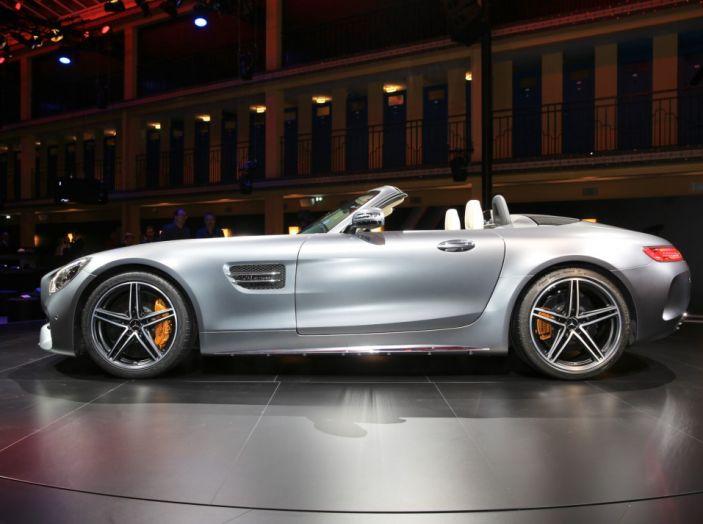 auto novità mercedes amg GT Salone di Parigi