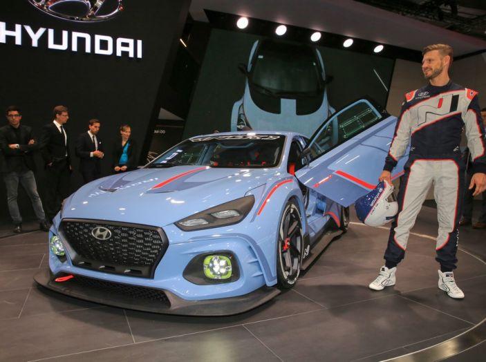 Nuova Hyundai RN30 N Concept