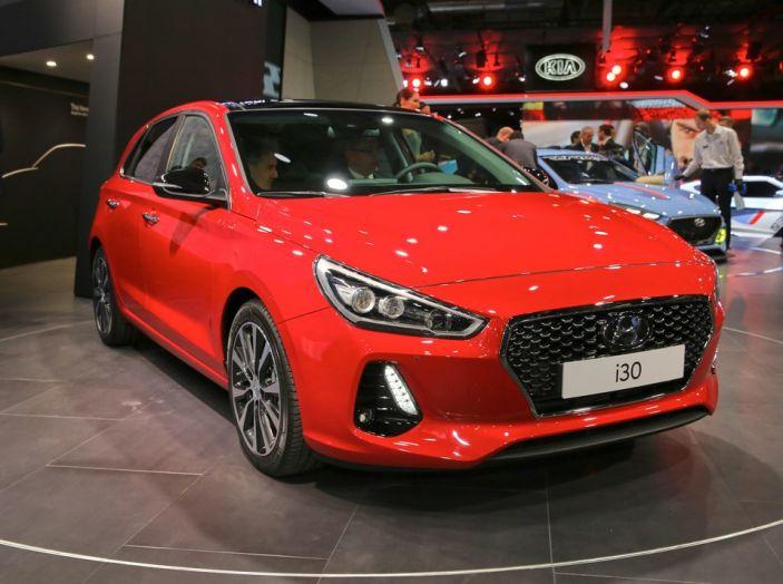 Hyundai i30, svelata ufficialmente la nuova generazione 2017