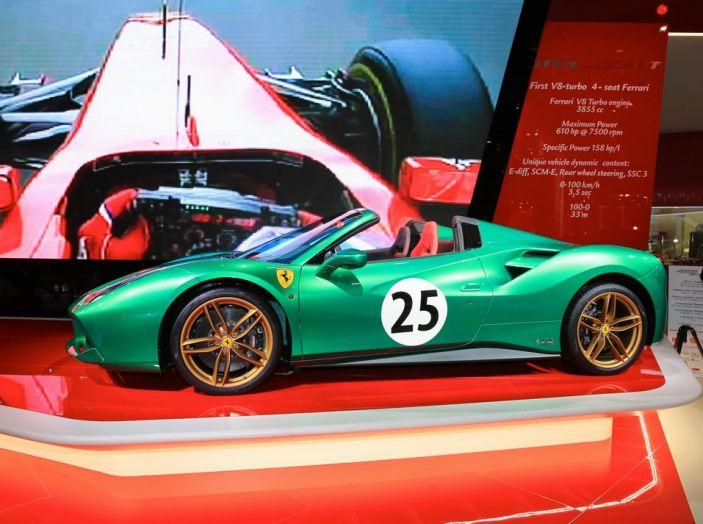 Novità Ferrari Salone di Parigi 2016