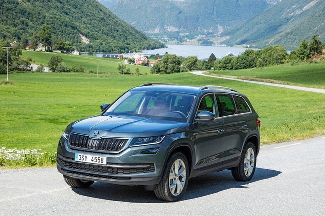 Skoda Kodiaq dati tecnici e motorizzazioni del nuovo SUV Skoda