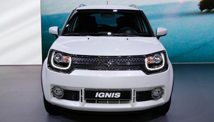 Nuova Suzuki Ignis 2017 - Foto 15 di 26