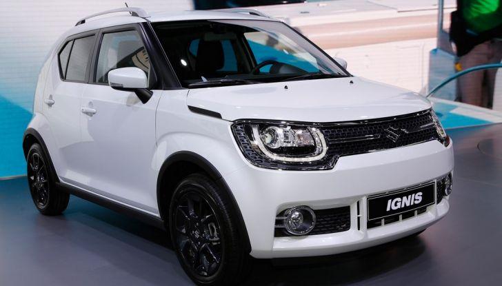Nuova Suzuki Ignis 2017
