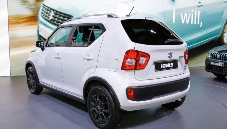 Nuova Suzuki Ignis 2017 - Foto 12 di 26
