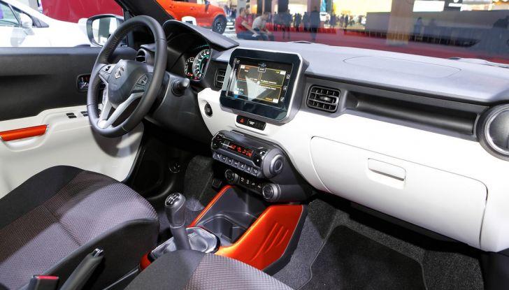 Nuova Suzuki Ignis 2017 - Foto 17 di 26