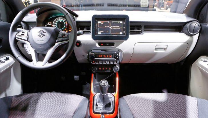 Nuova Suzuki Ignis 2017 - Foto 18 di 26