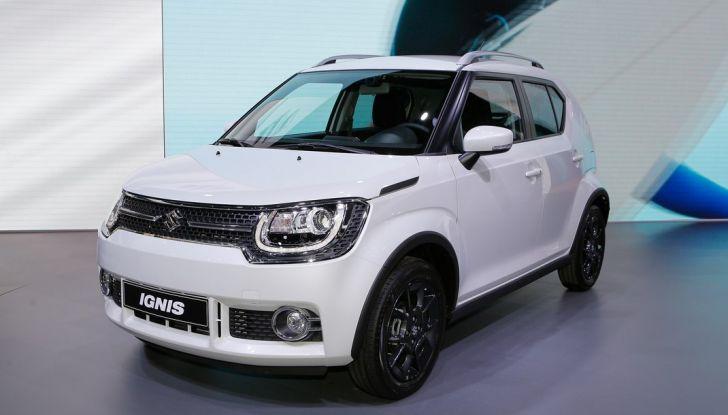 Nuova Suzuki Ignis 2017 - Foto 20 di 26
