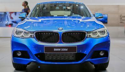 BMW Serie 3 Gran Turismo 2017 al Salone di Parigi