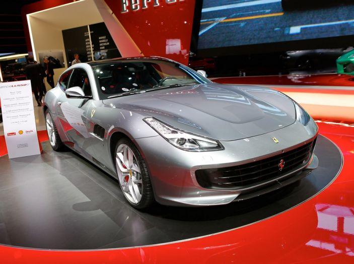 Parigi 2016 novità Ferrari