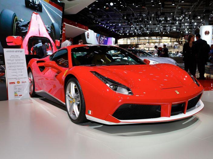 Novità Salone di Parigi 2016 Ferrari