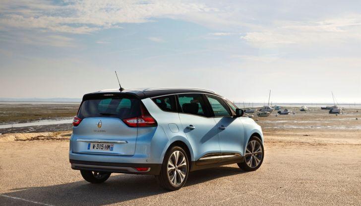 Test drive Nuova Renault Scenic 5 posti e 7 posti - Foto 19 di 35