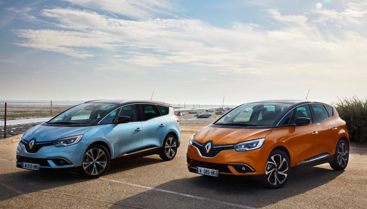 Test drive Nuova Renault Scenic 5 posti e 7 posti - Foto 5 di 35