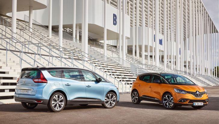Test drive Nuova Renault Scenic 5 posti e 7 posti - Foto 6 di 35
