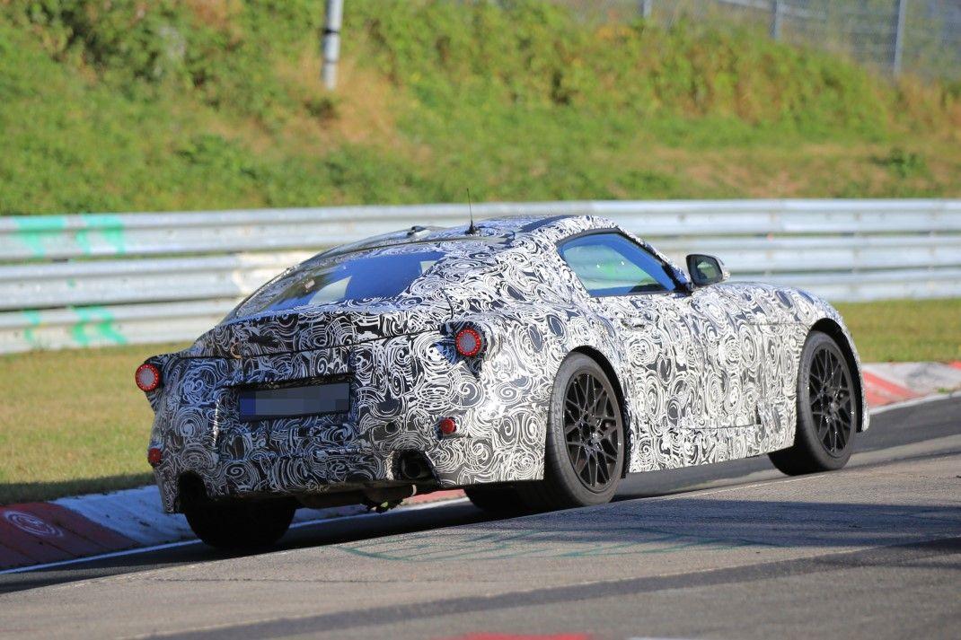 Toyota Supra 2018 Prezzo >> Toyota Supra 2018: design del concept FT1 e collaborazione con BMW - Infomotori