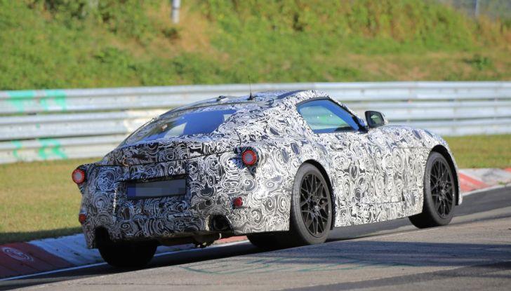 Toyota Supra 2018: design del concept FT1 e collaborazione con BMW - Foto 19 di 20