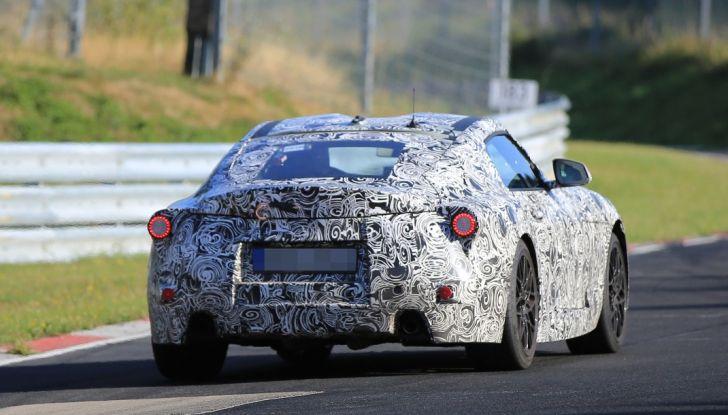 Toyota Supra 2018: design del concept FT1 e collaborazione con BMW - Foto 20 di 20