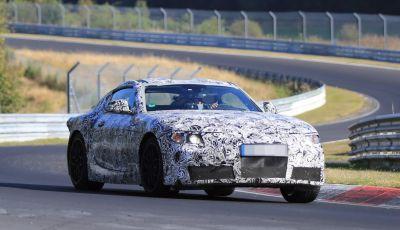 Toyota Supra 2018: design del concept FT1 e collaborazione con BMW