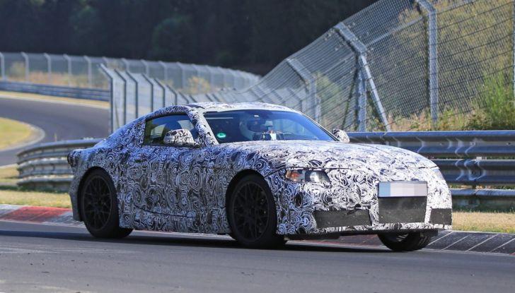 Toyota Supra 2018: design del concept FT1 e collaborazione con BMW - Foto 5 di 20