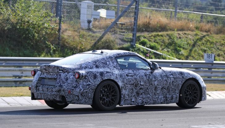Toyota Supra 2018: design del concept FT1 e collaborazione con BMW - Foto 9 di 20