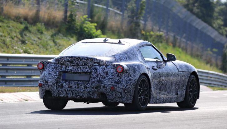 Toyota Supra 2018: design del concept FT1 e collaborazione con BMW - Foto 11 di 20