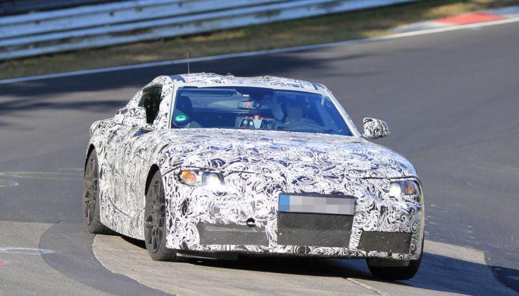 Toyota Supra 2018: design del concept FT1 e collaborazione con BMW - Foto 14 di 20