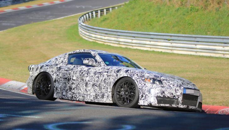 Toyota Supra 2018: design del concept FT1 e collaborazione con BMW - Foto 15 di 20