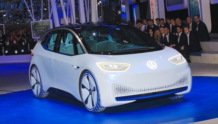 Volkswagen ID.3 2020: l'auto elettrica per tutti è Made in Germany - Foto 10 di 15