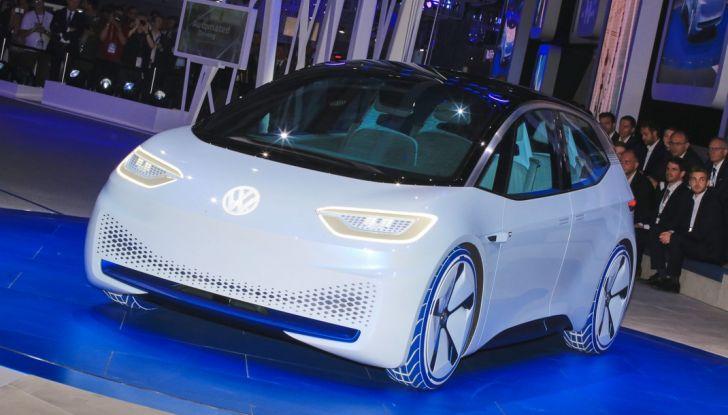 Volkswagen ID.3 2020: l'auto elettrica per tutti è Made in Germany - Foto 11 di 15