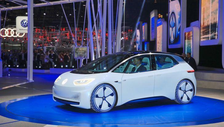 Volkswagen ID.3 2020: l'auto elettrica per tutti è Made in Germany - Foto 12 di 15