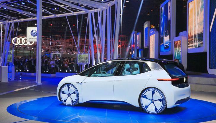 Volkswagen ID.3 2020: l'auto elettrica per tutti è Made in Germany - Foto 14 di 15