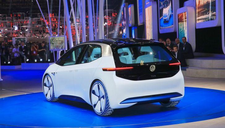 Volkswagen ID.3 2020: l'auto elettrica per tutti è Made in Germany - Foto 15 di 15