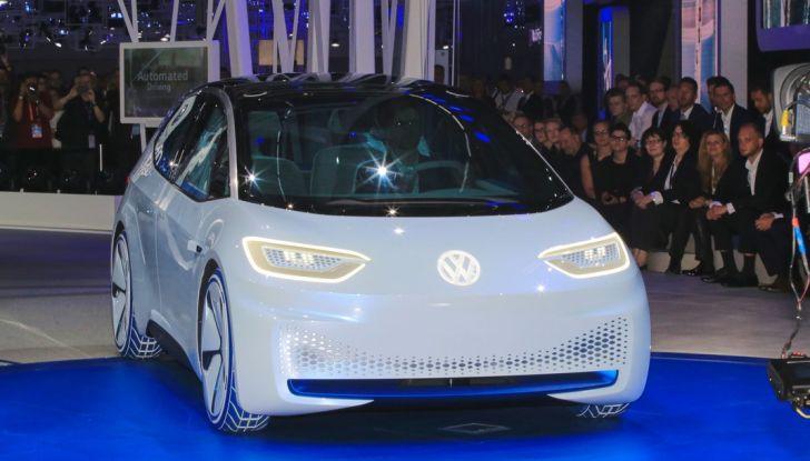 Volkswagen ID.3 2020: l'auto elettrica per tutti è Made in Germany - Foto 6 di 15