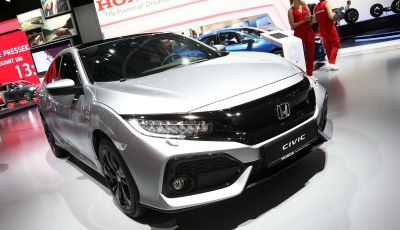 Honda Civic 2017: caratteristiche e scheda tecnica