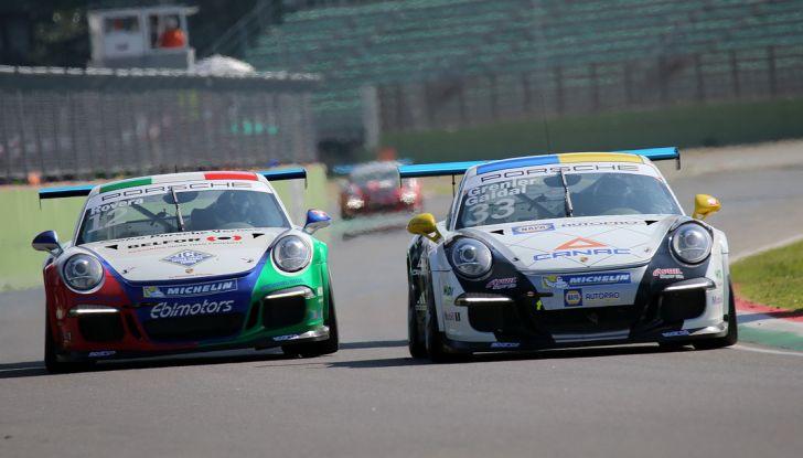 Carrera Cup Italia: doppio successo per Drudi nelle due gare sprint di Imola - Foto 6 di 14