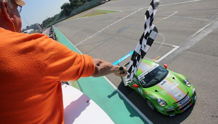 Carrera Cup Italia: doppio successo per Drudi nelle due gare sprint di Imola - Foto 5 di 14