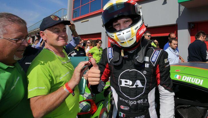 Carrera Cup Italia: doppio successo per Drudi nelle due gare sprint di Imola - Foto 7 di 14