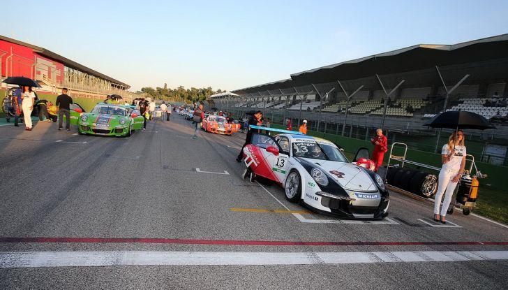 Carrera Cup Italia: doppio successo per Drudi nelle due gare sprint di Imola - Foto 9 di 14