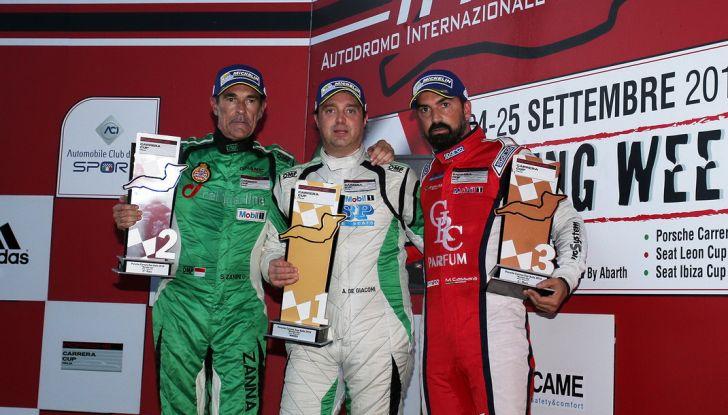 Carrera Cup Italia: doppio successo per Drudi nelle due gare sprint di Imola - Foto 12 di 14