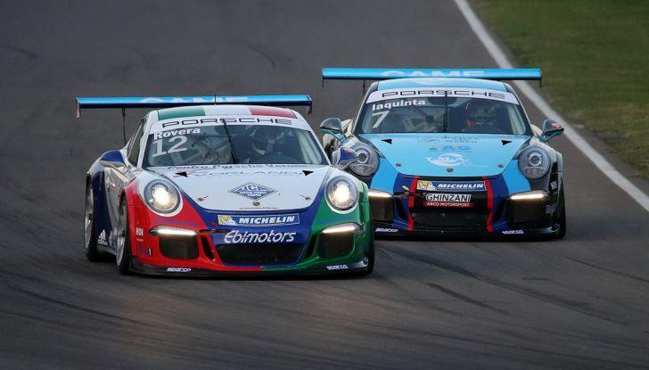 Carrera Cup Italia: doppio successo per Drudi nelle due gare sprint di Imola - Foto 11 di 14