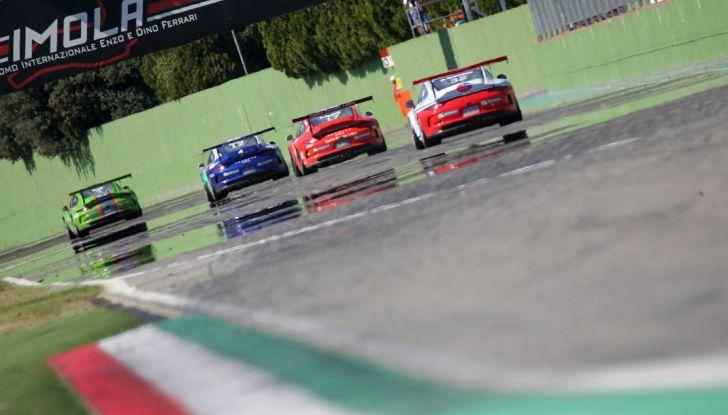 Carrera Cup Italia: Rovera vince la terza gara di Imola e Ledogar ipoteca il Titolo - Foto 4 di 8