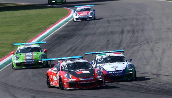 Carrera Cup Italia: Rovera vince la terza gara di Imola e Ledogar ipoteca il Titolo - Foto 2 di 8