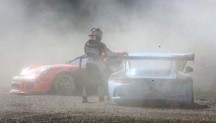 Carrera Cup Italia: Rovera vince la terza gara di Imola e Ledogar ipoteca il Titolo - Foto 3 di 8