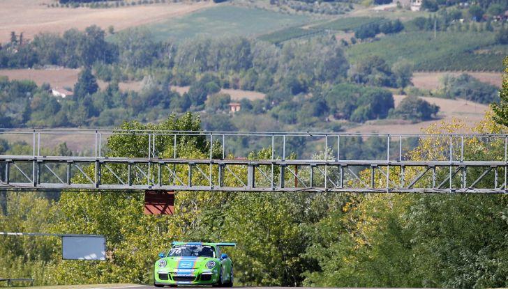 Carrera Cup Italia: doppio successo per Drudi nelle due gare sprint di Imola - Foto 3 di 14