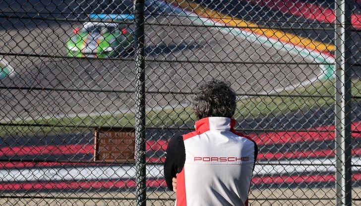 Carrera Cup Italia: doppio successo per Drudi nelle due gare sprint di Imola - Foto 4 di 14
