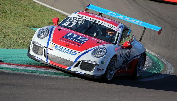 Carrera Cup Italia: doppio successo per Drudi nelle due gare sprint di Imola - Foto 13 di 14