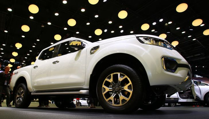 Renault Alaskan, il primo pick-up della casa francese - Foto 2 di 9