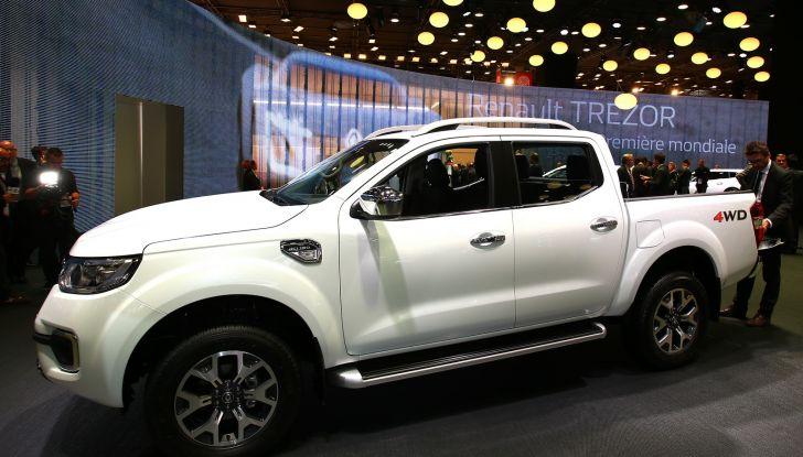 Renault Alaskan, il primo pick-up della casa francese - Foto 4 di 9