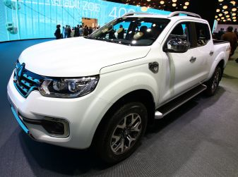 Renault Alaskan, il primo pick-up della casa francese