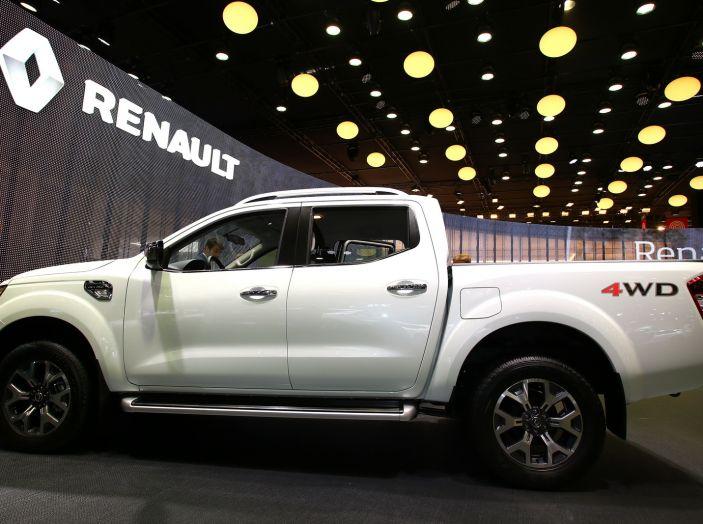 Renault Alaskan, il primo pick-up della casa francese - Foto 9 di 9